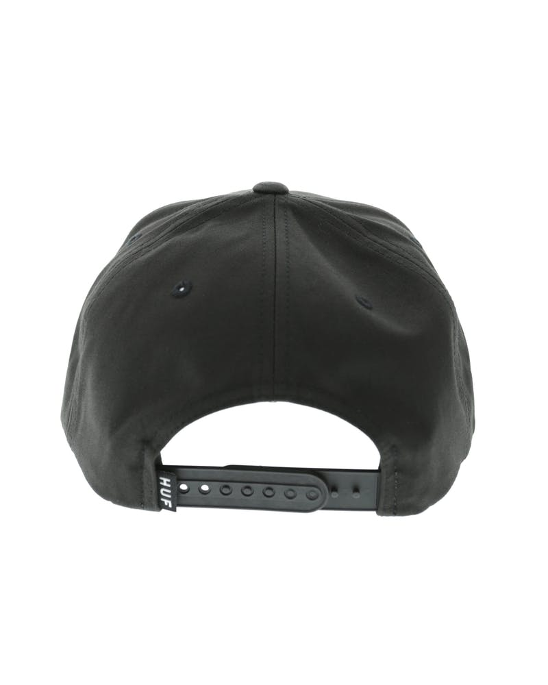 Box Logo Snapback Black