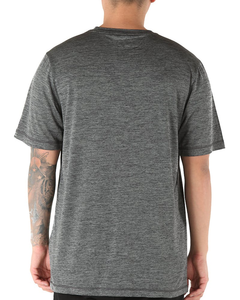 Majestic Athletic Pro Grade Tee Oakland Raiders Charcoal Heather