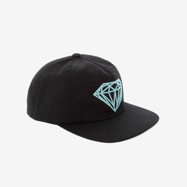 Brilliant Snapback Black
