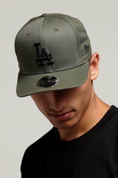 New Era Dodgers 9FIFTY Grey UV Olive Grey + Quick View 46908a6c0c85