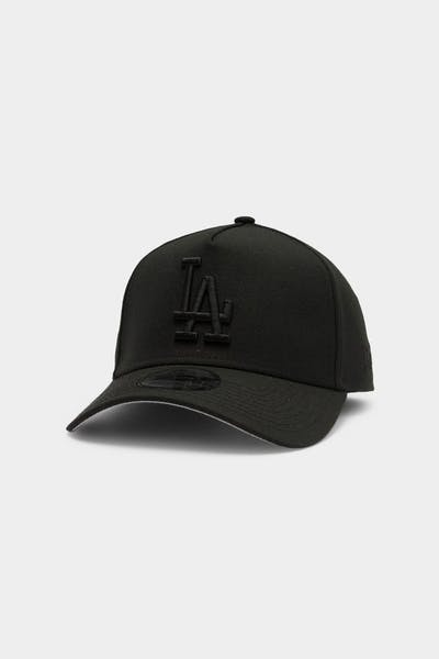 New Era Los Angeles Dodgers 9FORTY A-Frame Snapback Black/Grey
