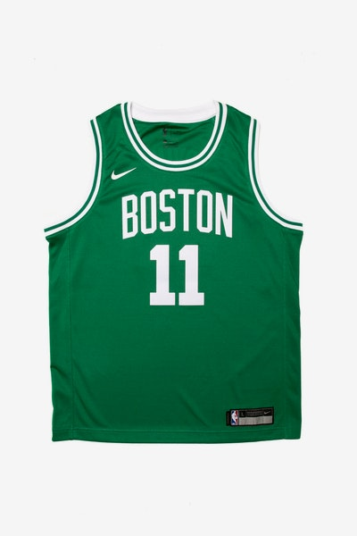 Kyrie Irving #11 Nike Icon Edition Youth Swingman Jersey Green
