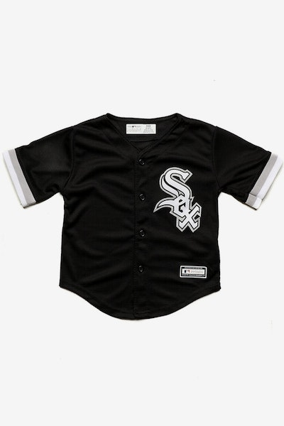 Majestic Athletic Toddler White Sox Replica Jersey Black