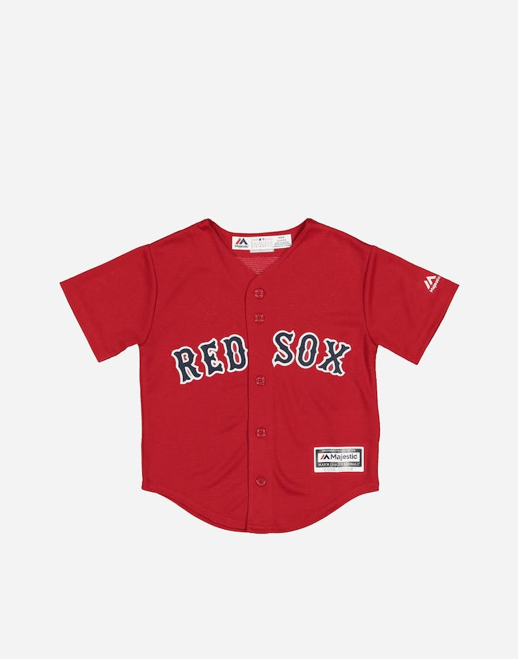 Majestic Athletic Toddler Boston Red Sox Replica Jersey Red