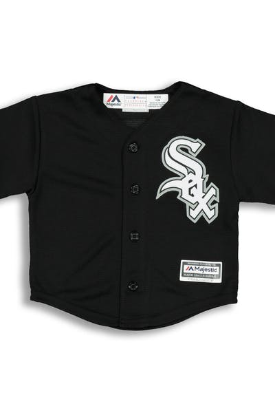 Majestic Athletic Infant Chicago White Sox Replica Jersey Black