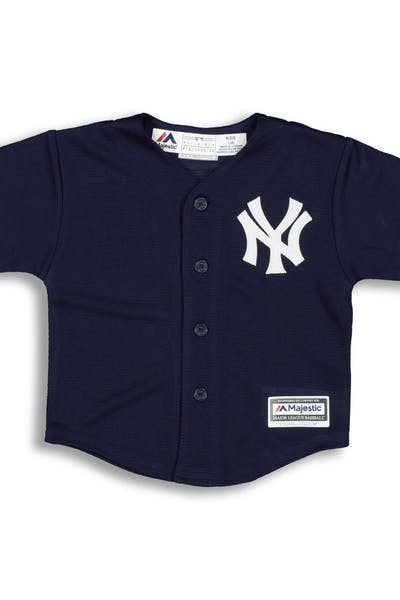 Majestic Athletic Infant New York Yankees Replica Jersey Navy