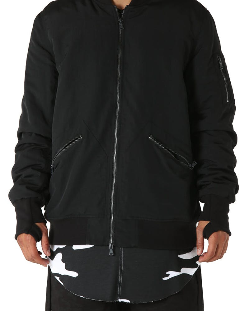 The Anti-Order Anti Flight Jacket Black
