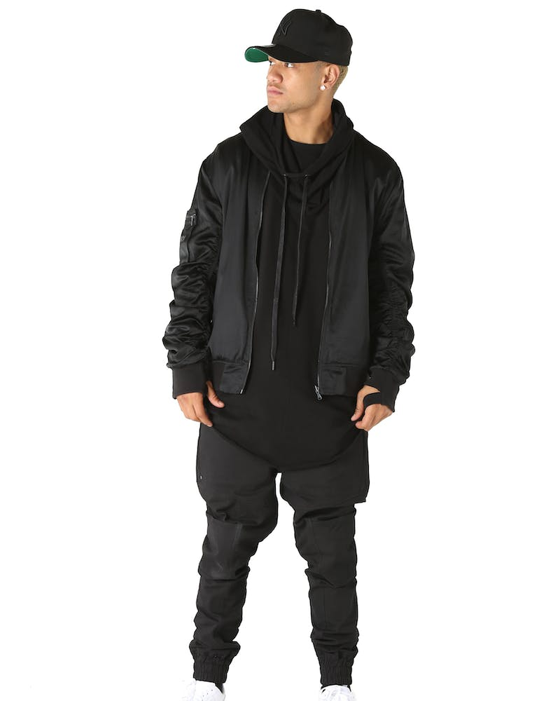 The Anti-Order Anti Cargo Jacket Black