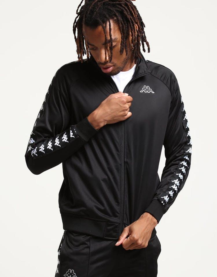 273bb03ebb Kappa 222 Banda Anniston Jacket Black