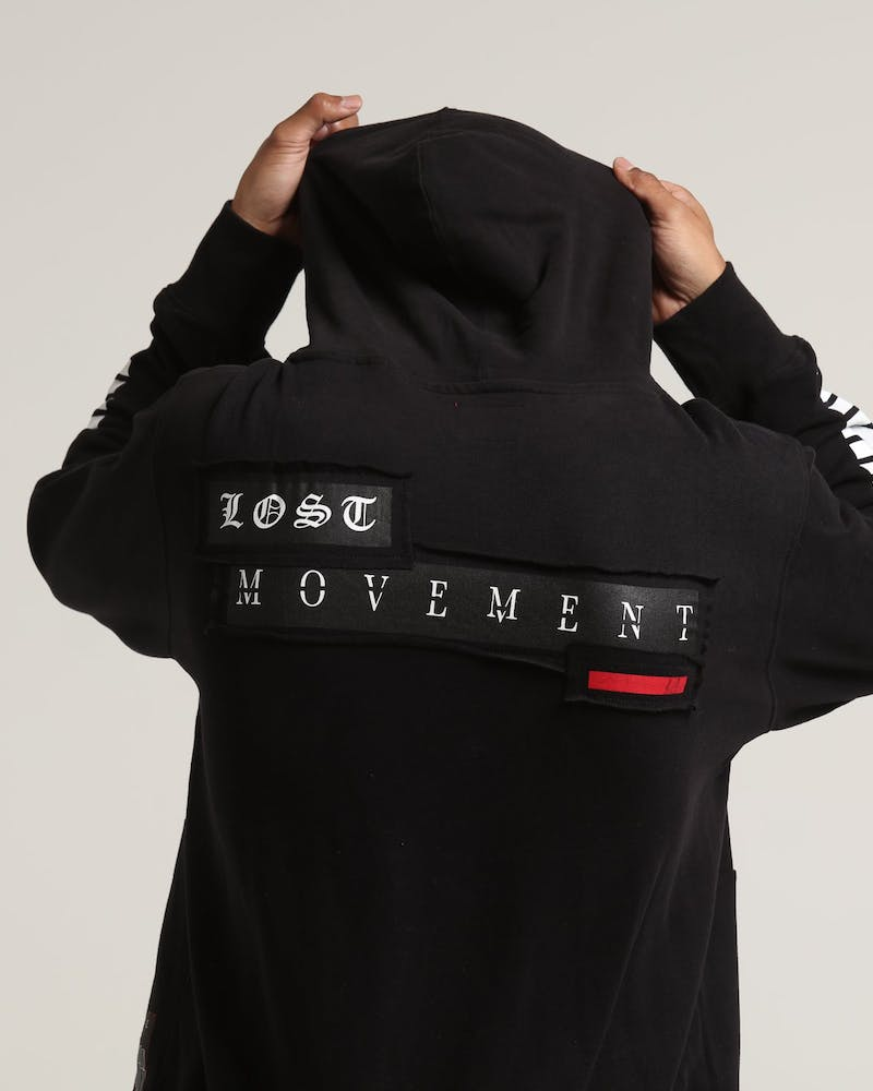 Loiter NYC Liberty Lost Hood Black