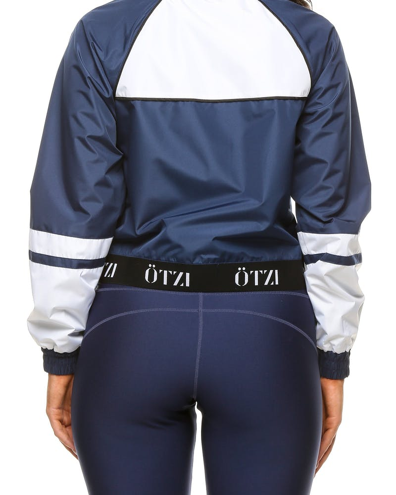Ötzi Ignot Jacket Navy/White