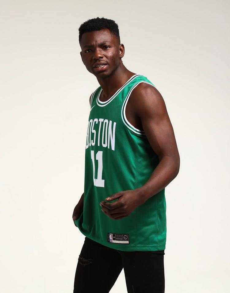 buy popular cf933 5525d Kyrie Irving #11 Boston Celtics Nike Icon Edition Swingman Green