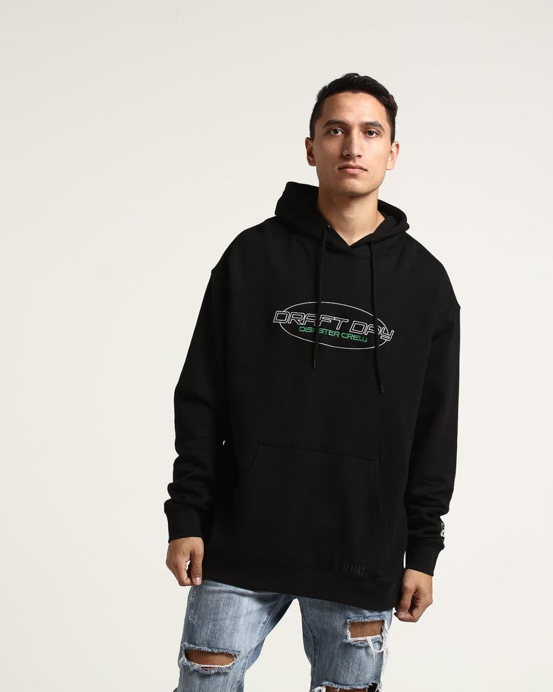 Draft Day Disaster Hoody Black