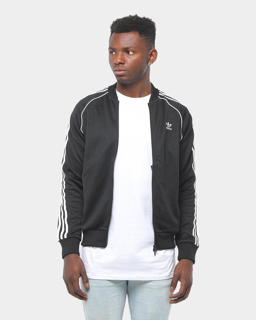 Adidas SST Track Top Black