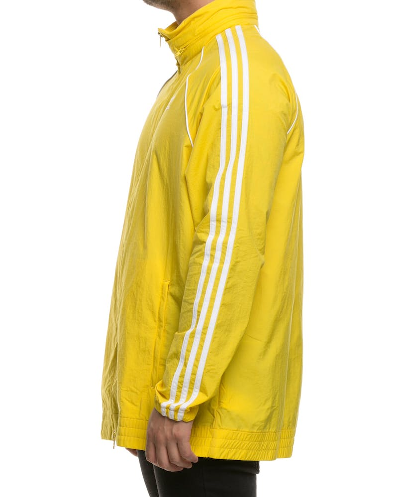 Adidas SST Windbreaker Yellow