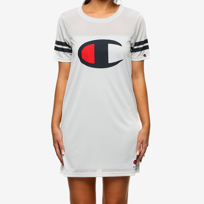 Champion Women's Jersey Dress Grey