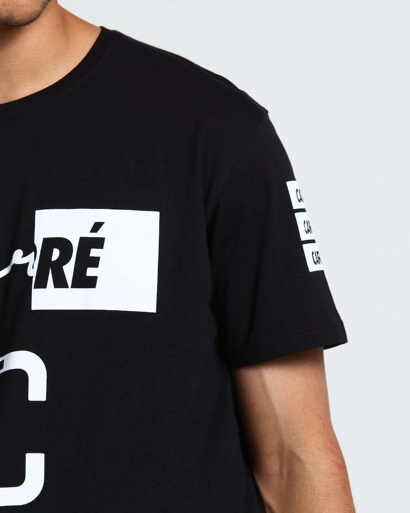 Carré Mix N Match Capone Tee Black