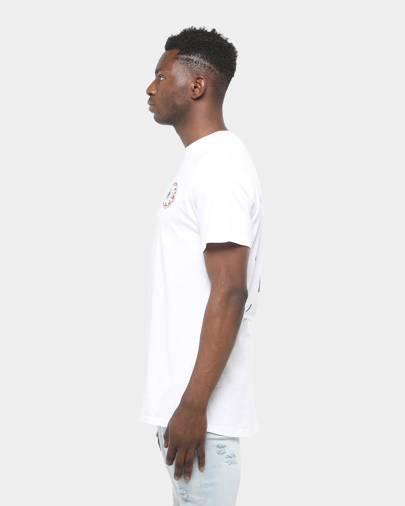 Federation Look Check Yourself Tee White