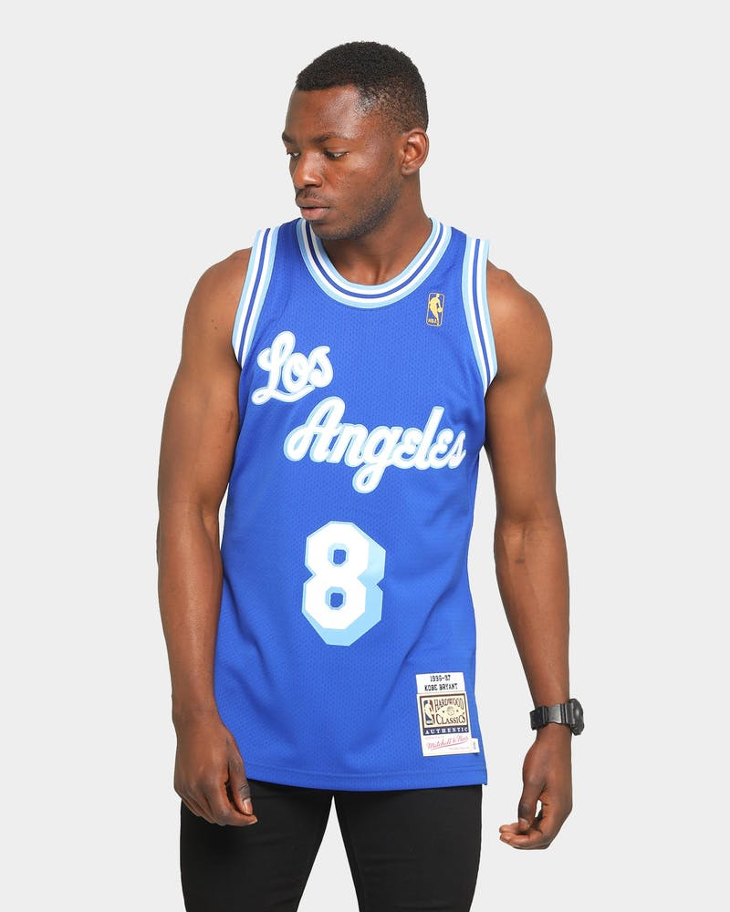 Mitchell Ness Los Angeles Lakers Kobe Bryant 8 96 97 Authentic Nba Jersey Royal Culture Kings Us