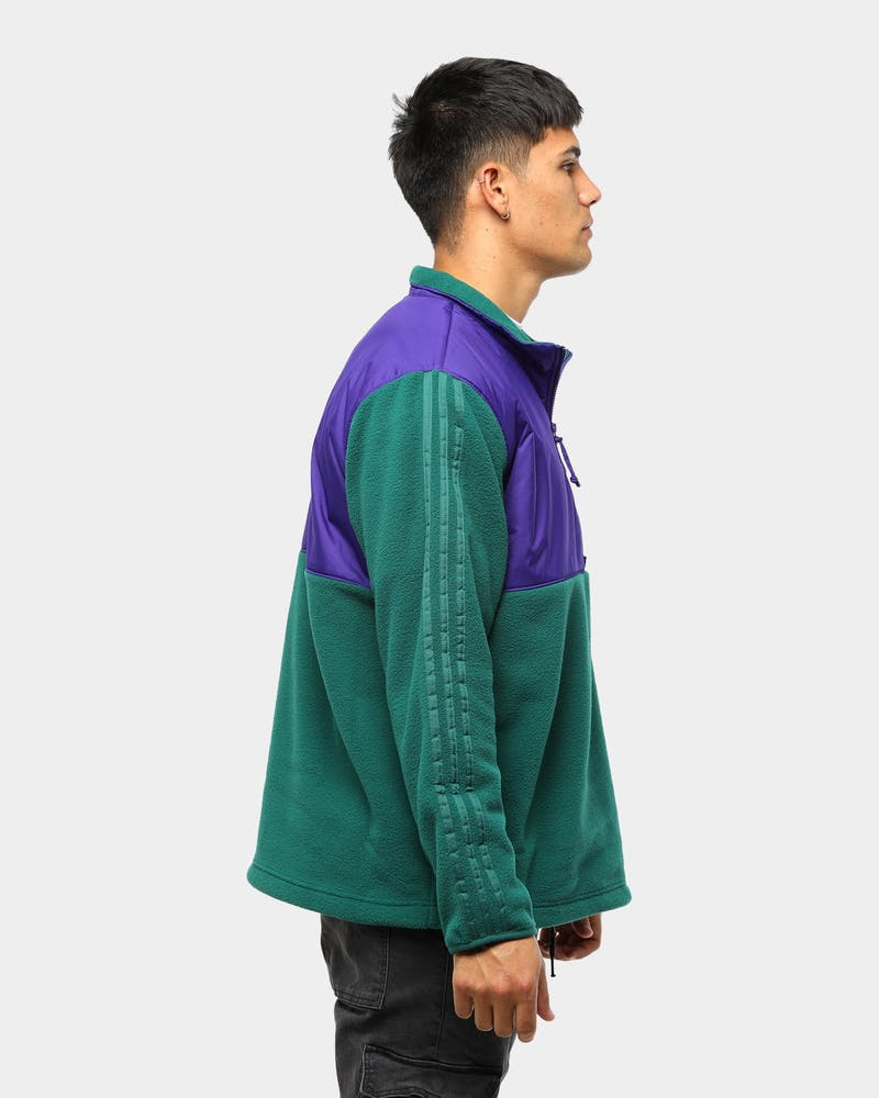 Adidas Men's Wntrzd HZ Top Green/Purple