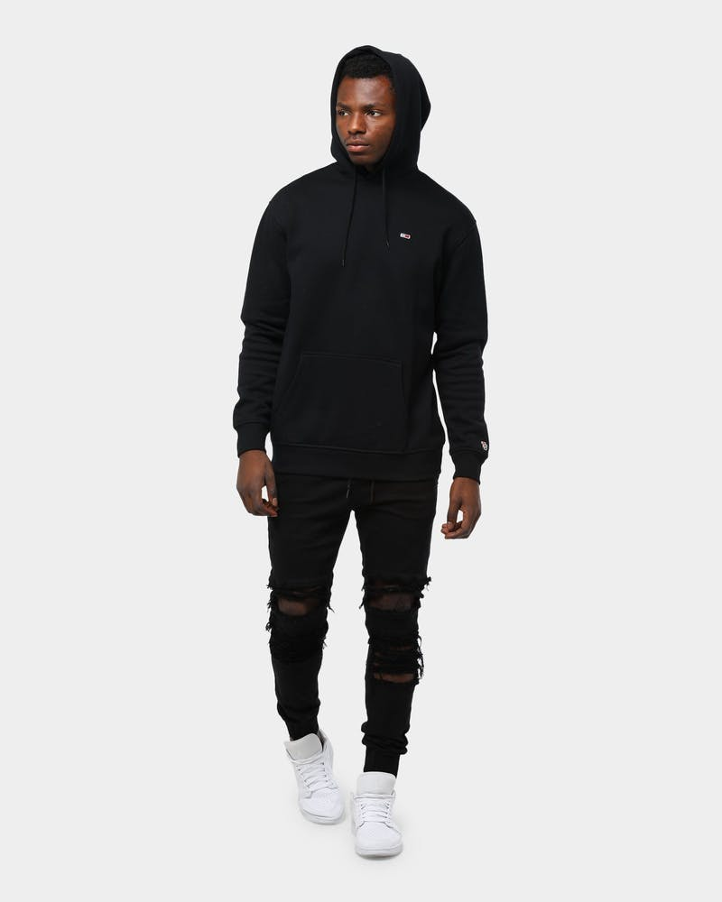 Tommy Jeans TJM Tommy Classics Hoodie Tommy Black