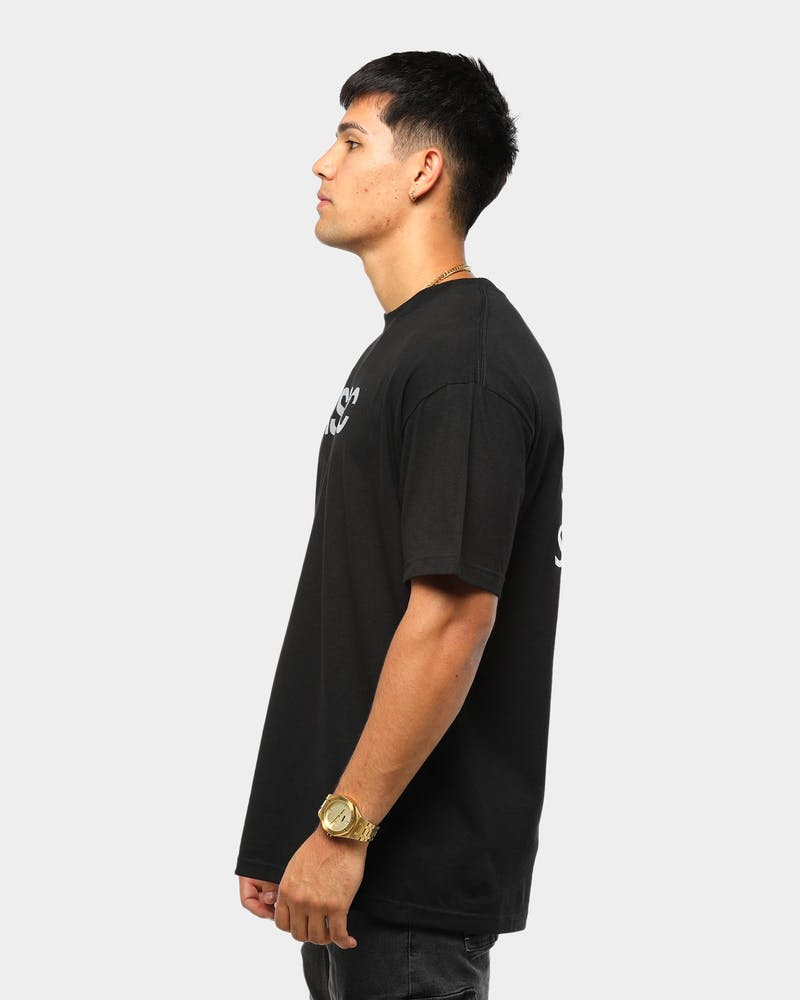 Men's Anti Social Social Club Hero T-Shirt Black