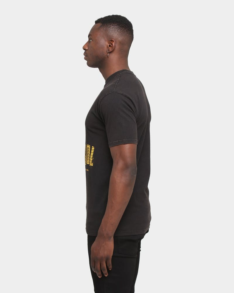 Brixton Strummer Short Sleeve T-Shirt Black