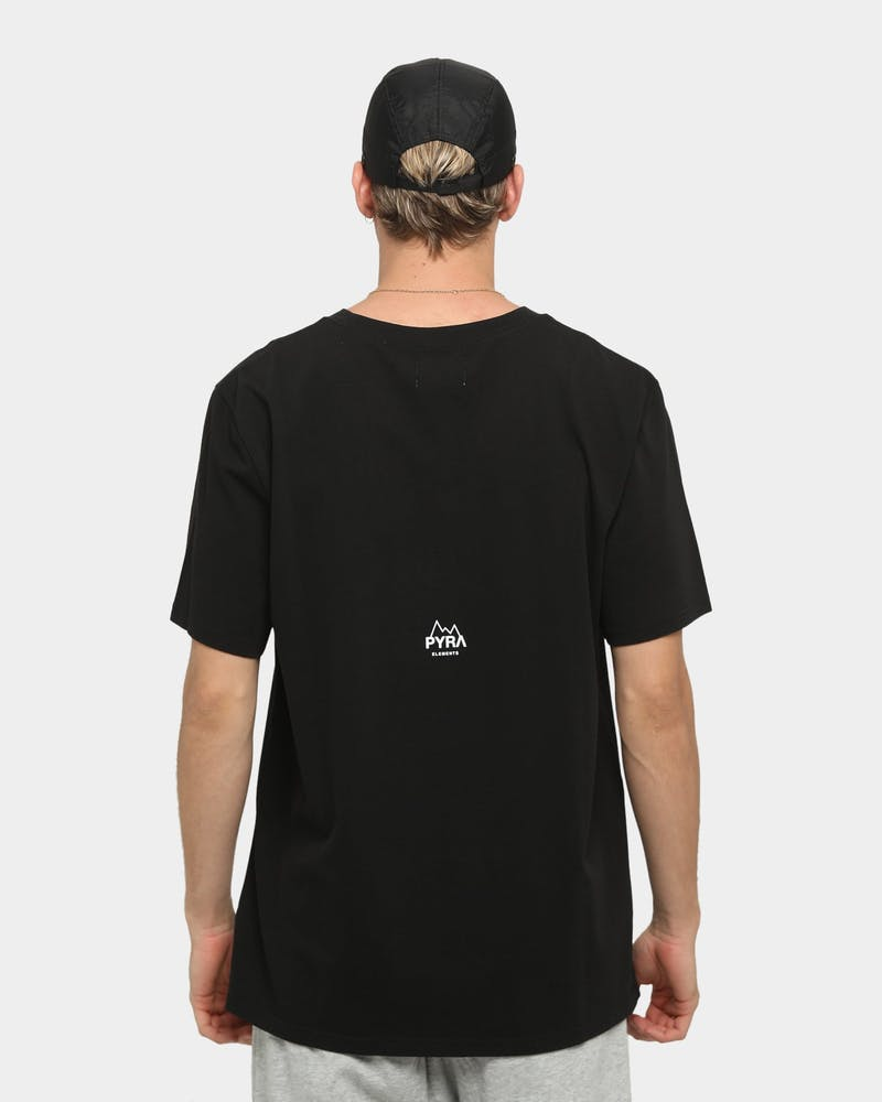 PYRA Elements T-Shirt Black