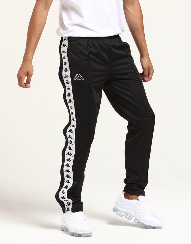 9ac6839299 Kappa 222 Banda Astoria Slim Pant Black