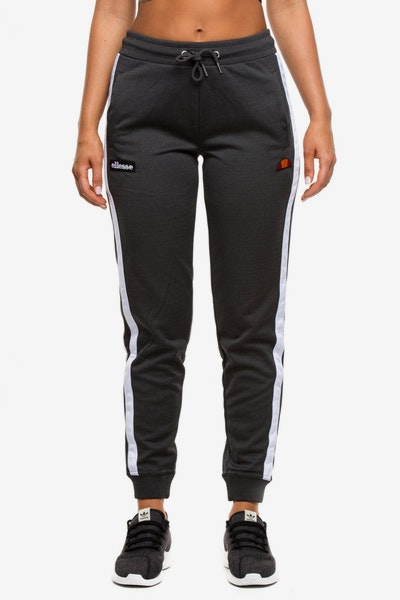 ELLESSE WOMEN'S VINCENZA TRACK PANT ANTHRACITE