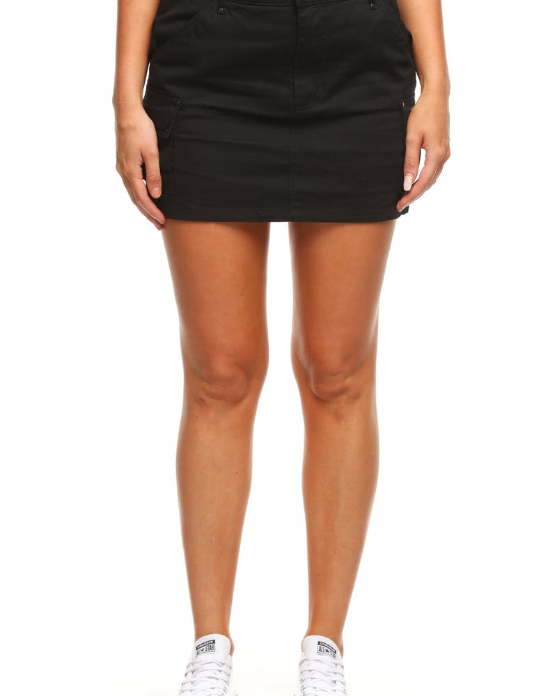 Status Society Guise Skirt Black