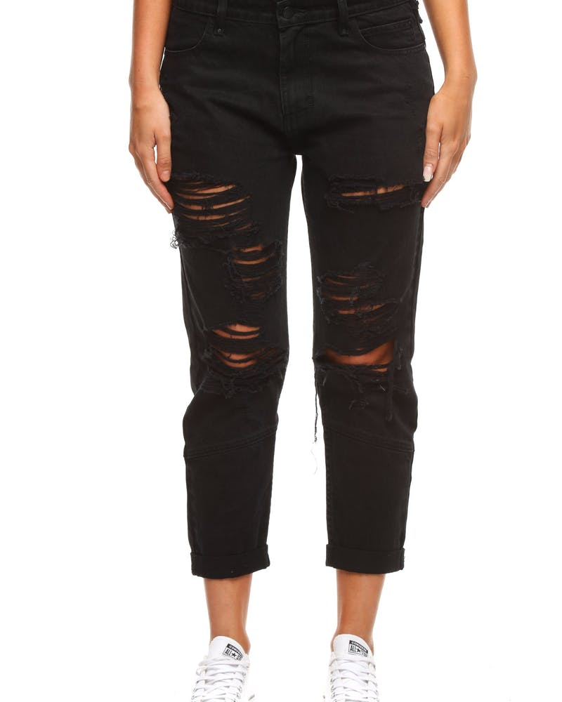 Status Society Capital Jean Black/Denim