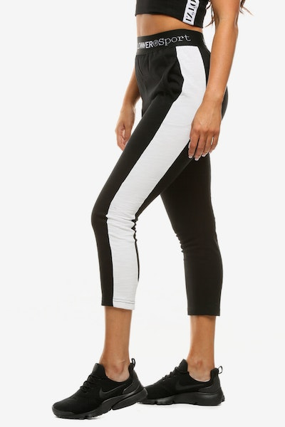 Lower Womens Leisure Trackpants Black