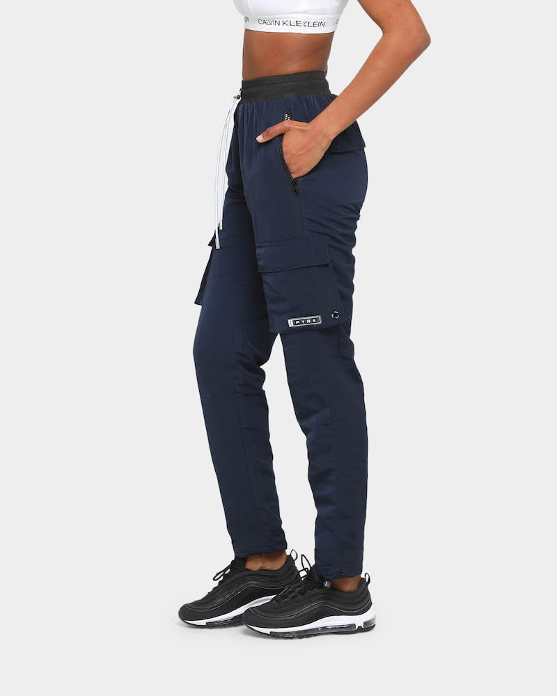 PYRA Men's Codura Nylon Pant Deep Blue