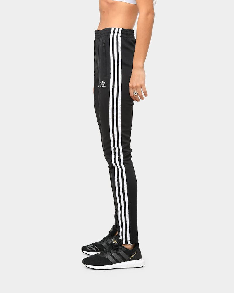 Adidas Women's SS Track Pant Black