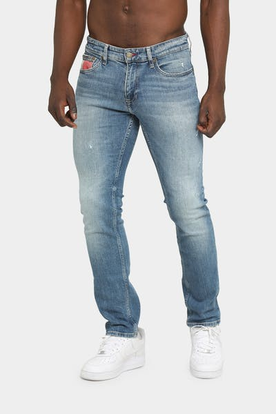 Tommy Jeans Scanton Slim MLBCFD Jeans Mid Blue