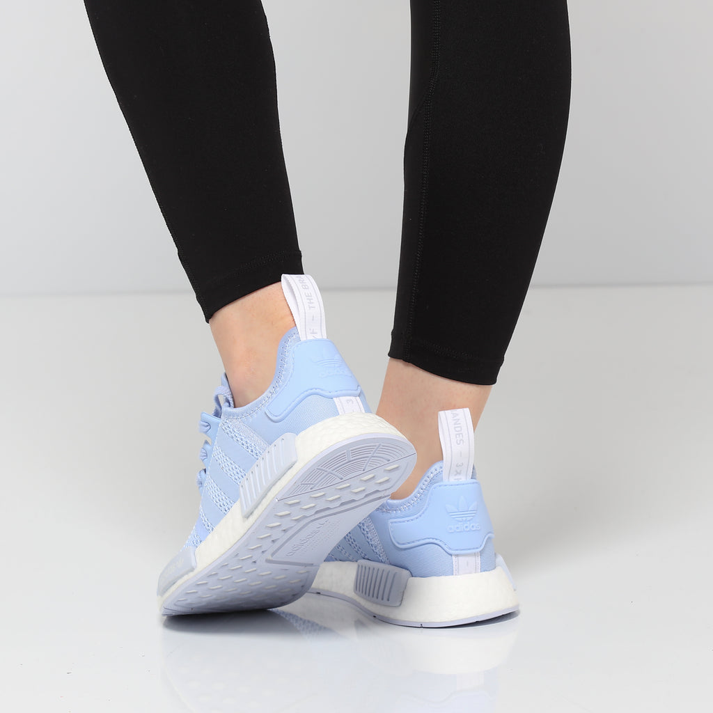 Adidas NMD R1 White Rose Icy Pink Vvinvinn, Women's