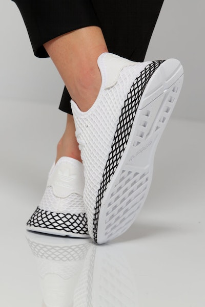 Adidas Deerupt Runner Junior White/Black