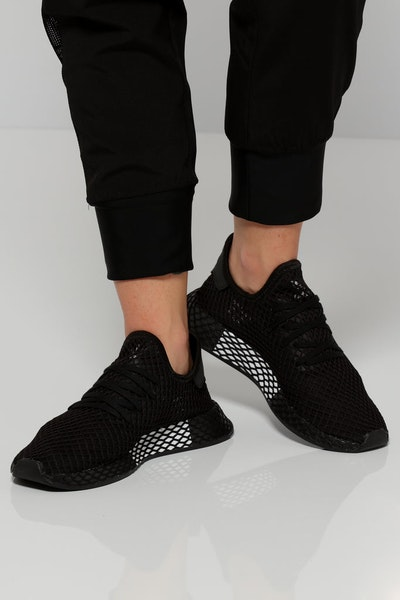 Adidas Deerupt Runner Junior Black/Black