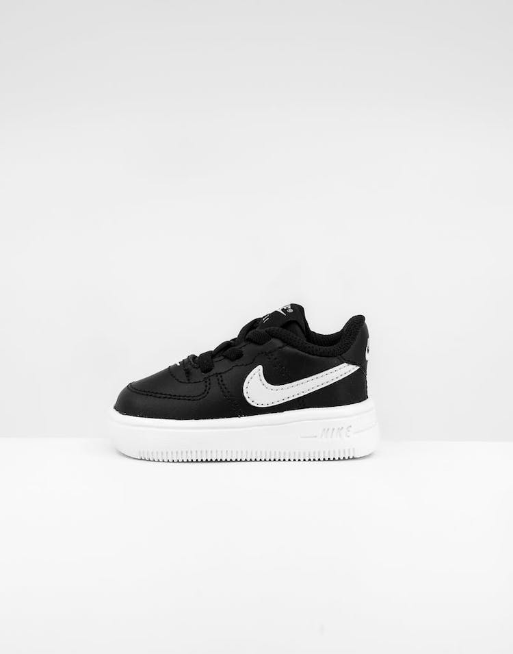 Nike Toddler Air Force 1 '18 Black/White