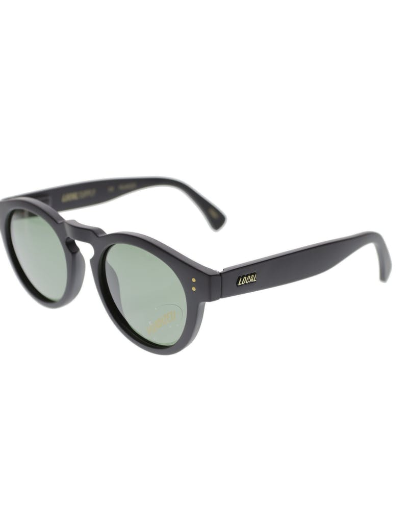 Denali Freeway Sunglasses Black