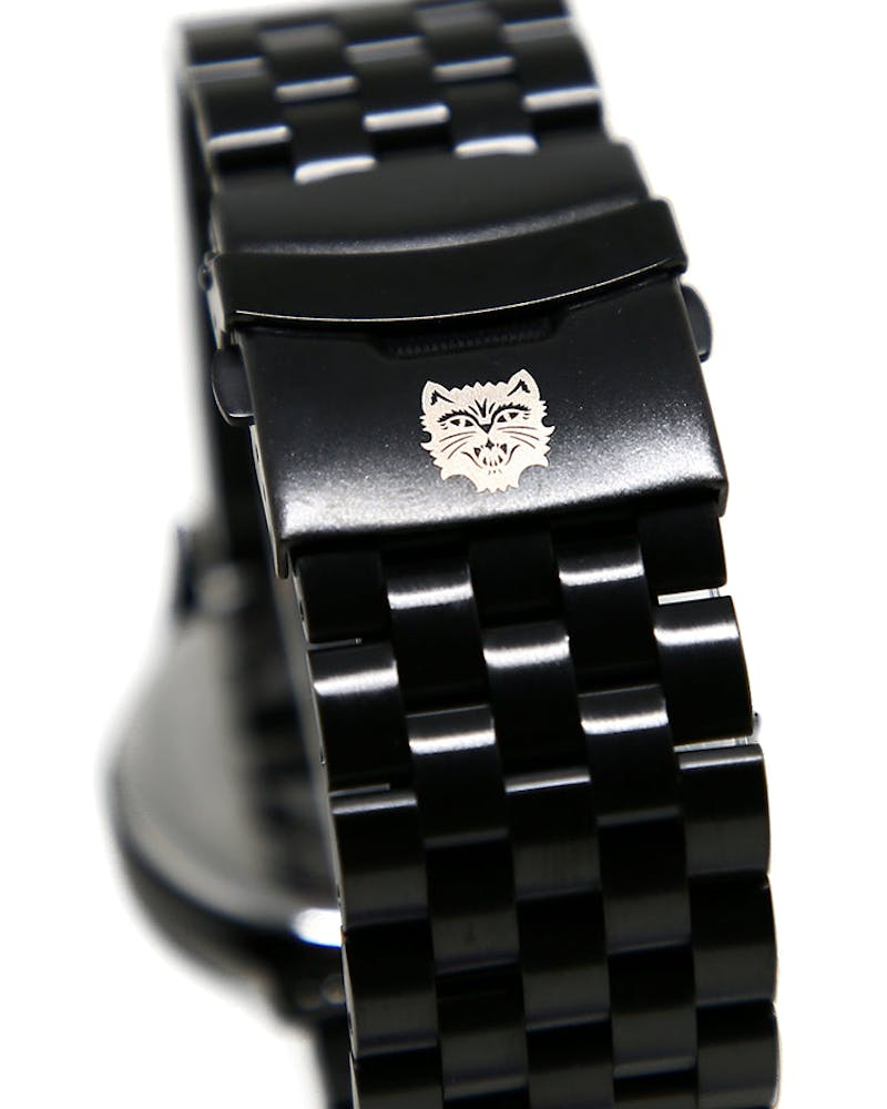 Carré Henry Watch Black