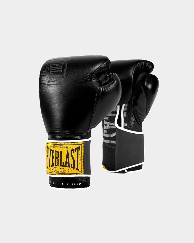 Everlast Men's 1910 Classic Training Glove 16oz Black