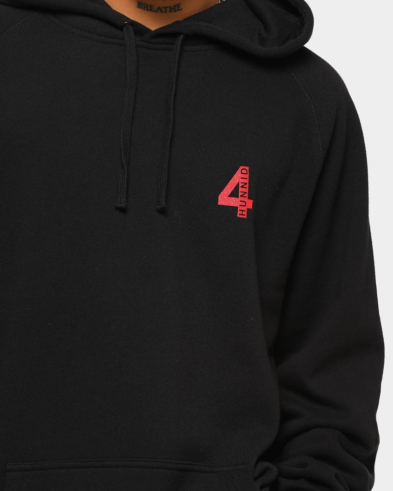 4HUNNID Good Sex Hoodie Black