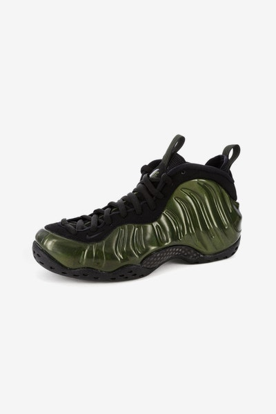 Nike Air Foamposite One Green/Black