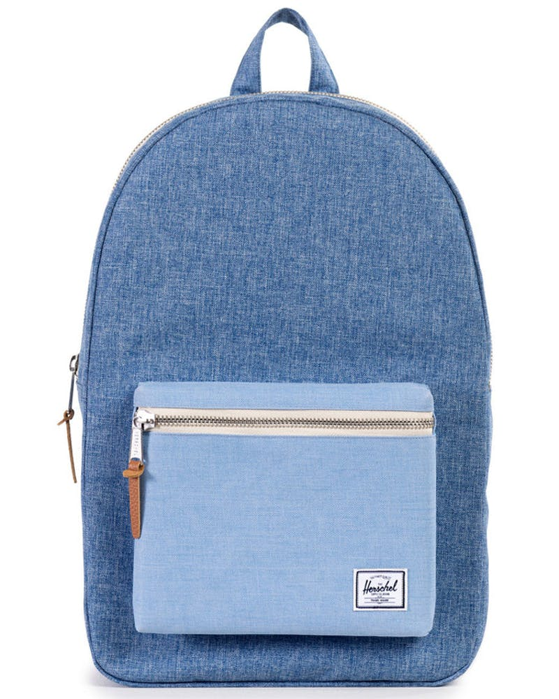 Settlement Backpack Indigo Chambray