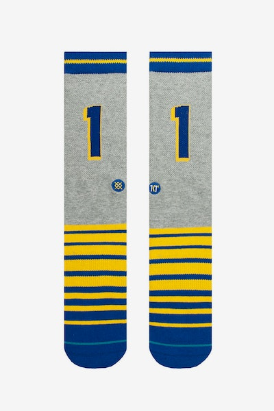 Stance Two Time Sock Grey