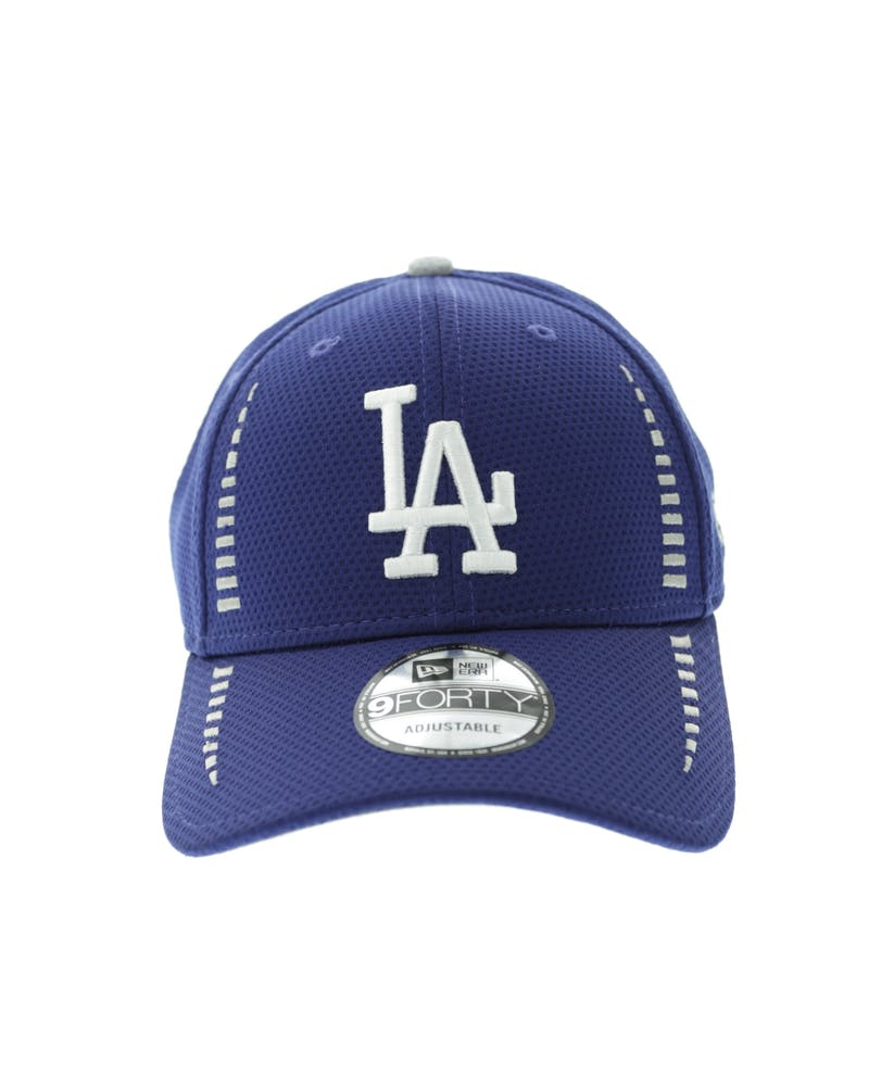 New Era Dodgers 9FORTY Speed Velcro Back Royal/white