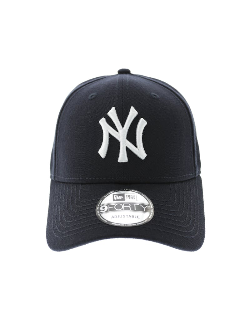 New Era Yankees 9FORTY Velcro Back Navy/white