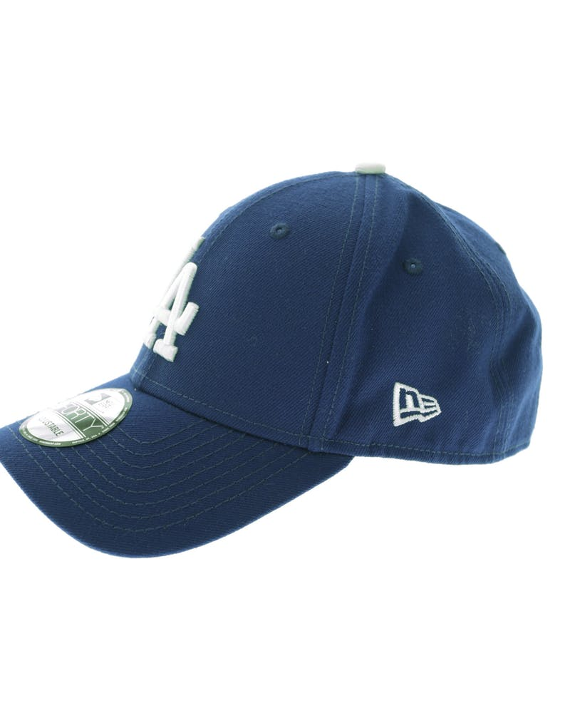 New Era Dodgers 9FORTY Velcro Back Royal/white